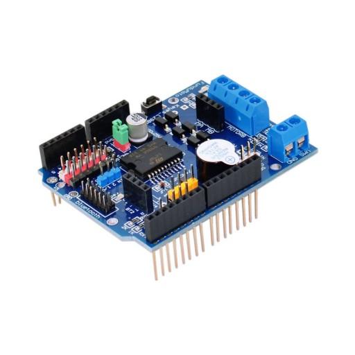 Motor Shield Drive Arduino