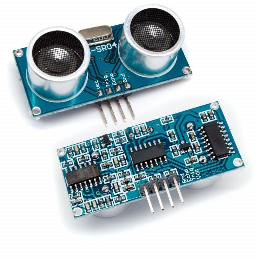 Senzor ultrasonic HC-SR04