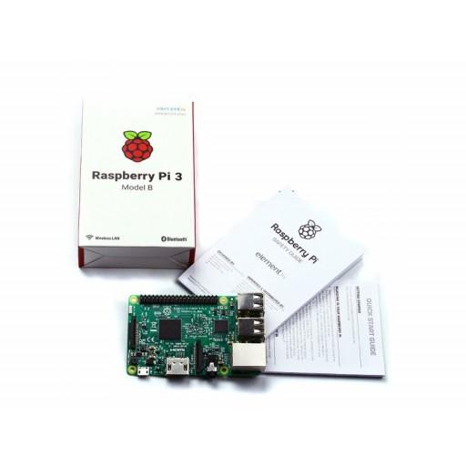 Raspberry PI 3 cutie