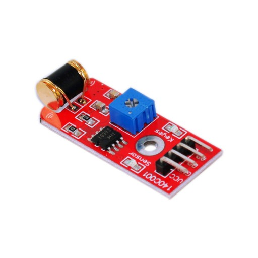 senzor vibratii
