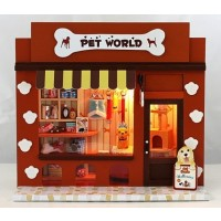 Macheta Magazin Pet World