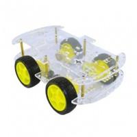 Kit robot plastic 4 motoare