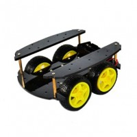 Platforma Smartcar neagra