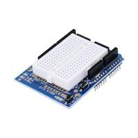 ProtoShield + Minibreadboard