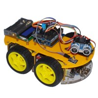 Kit robot inteligent Bluetooth / IR