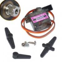 servomotor metalic 14g