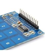 tastatura capacitiva TTP229