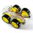 Platforma Smartcar 4 roți