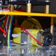 Kit robot inteligent Bluetooth / IR motor