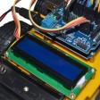 Kit robot inteligent Bluetooth / IR display